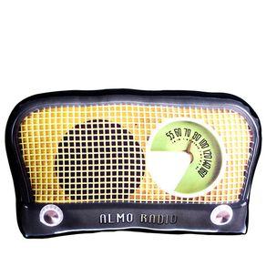 Almofada-Radio-Vintage-Amarela