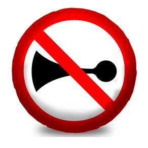 Almofada-Placa-Proibido-Buzinar