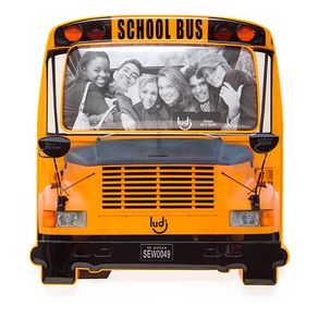 Porta-Retrato-Onibus-Escolar