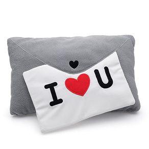 Porta Pijama Envelope Carta I Love You