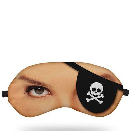 Máscara para Dormir Pirata