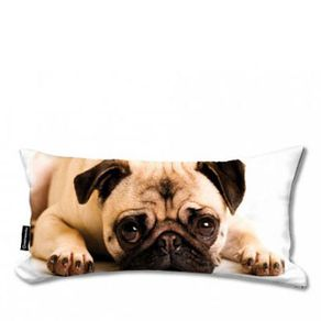 Almofada-Cachorro-Pug-Pelucia-Pequena