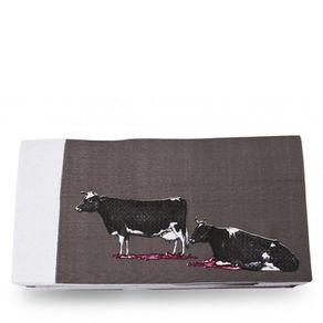 Guardanapo-Vaca-Rosa