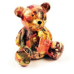 Cofrinho-Urso-Vintage