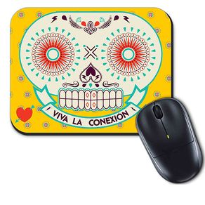 Mouse-Pad-Caveira-Mexicana