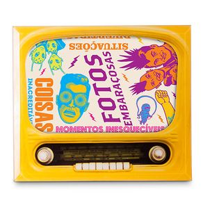 Porta-Retrato-Radio-Vintage-Amarelo