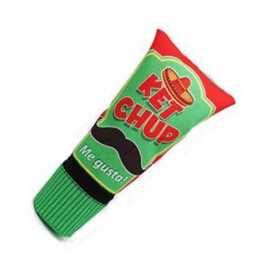 Necessaire-Estojo-Tubo-Ketchup