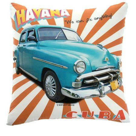 Almofada Havana Azul