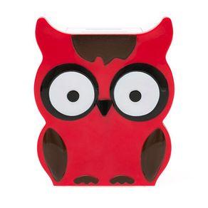 Cofre-Inteligente-Coruja-Vermelha