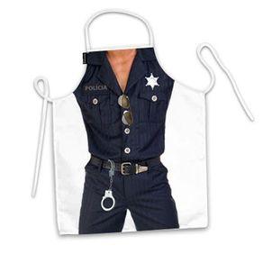 Avental-Policial