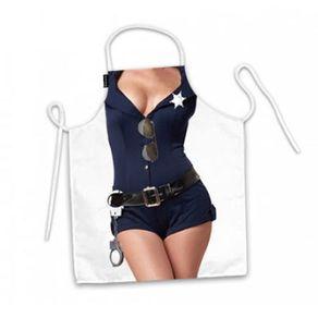 Avental-de-Cozinha-Mulher-Policial