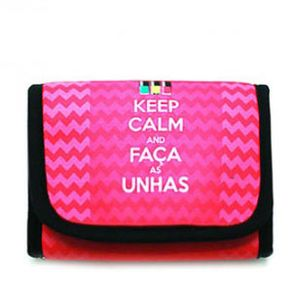Necessaire-Porta-Esmaltes-Keep-Calm-e-Faca-as-Unhas
