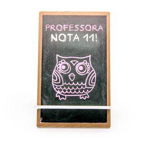 Porta Celular Professora Nota 11