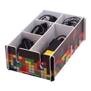 Organizador-de-Carregadores-Tetris