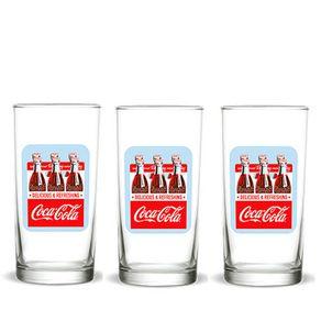 Kit-3-copos-coca-cola-vintage-classic-engradado