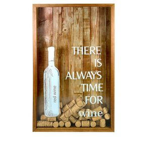 Quadro-porta-rolhas-de-vinho-sempre-e-a-hora-madeira-clara-7896467389801