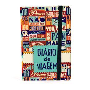 Caderno-de-Anotacoes-Diario-Faca-Amor-nao-Faca-Guerra