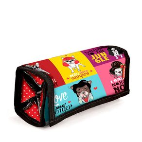 NCM205-Necessaire-make-up-pop-art-gatos-e-cachorros