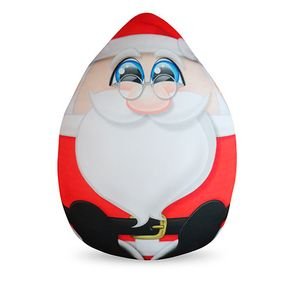 EBP-ALM-010-Almofada-com-Bolso-Papai-Noel-Feliz-Natal-Frente