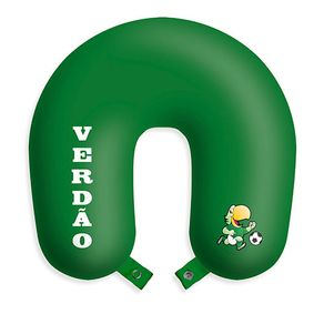 Almofada De Pescoco Verdao Palmeiras Futebol