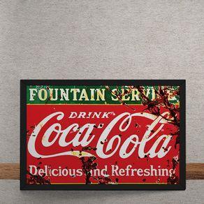 Coca-Cola-Deliciosa-e-Refrescante-Vintage-tecido