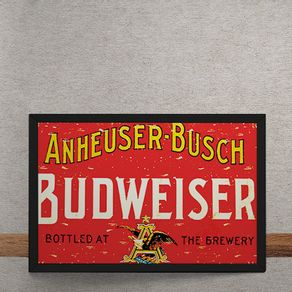 Cerveja-Budweiser-The-Brewery-Vintage-tecido