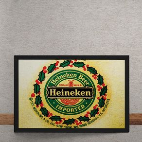 Quadro Decorativo Cerveja Heineken Importada Vintage