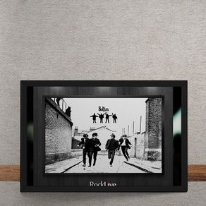 The-Beatles-Correndo-na-Rua-tecido