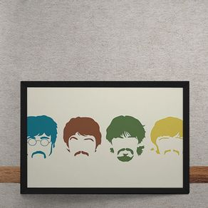 Beatles-Minimalista-tecido