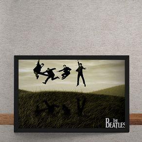 Beatles-Pulando-na-Grama-tecido