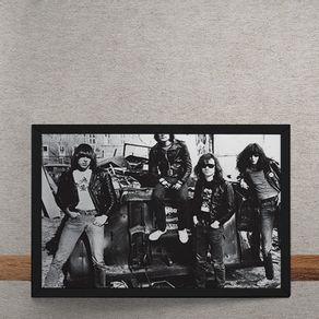 Ramones-Rock-tecido