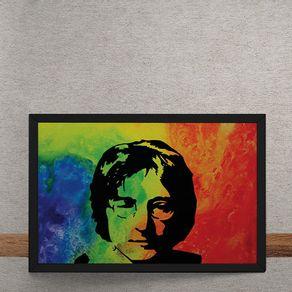 Beatles-John-Lennon-Aquarela-tecido