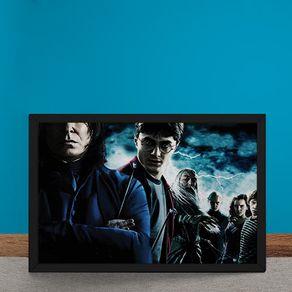 Quadro-Decorativo-Harry-Potter-O-Enigma-do-Principe-azul