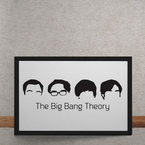 The-Big-Bang-Theory-Minimalista-tecido
