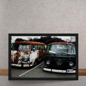 Carro-Volkswagen-Kombis-Destruidas-tecido