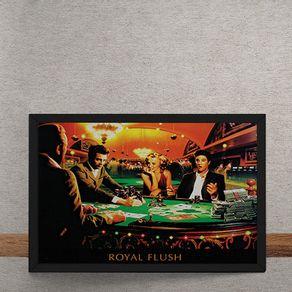 Poker-Royal-Flush-Marylin-Monroe-Elvis-Presley-James-Dean-Humphrey-Bogart-tecido