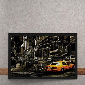 Cidade-Taxi-tecido