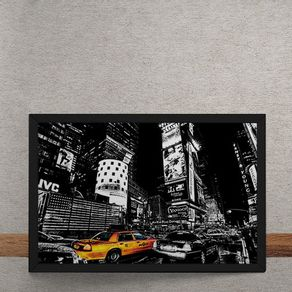 Taxis-Nova-Iorque-tecido