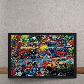 Marvel-Versus-DC-Comics-Quadrinhos-tecido