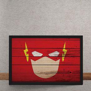 The-Flash-Mural-Minimalista-DC-Comics-tecido