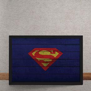 Super-Homem-Logo-Mural-Minimalista-tecido