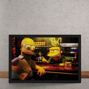 Homer-Moe-Simpsons-3D-tecido