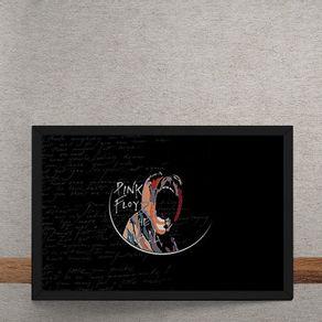 Quadro Decorativo Pink Floyd The Wall