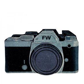 83002255-Capacho-camera-fotografica-retro-