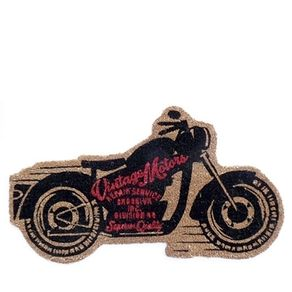 83027856-Capacho-motocicleta-vintage-custom