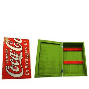 85025178-Porta-chaves-armario-coca-cola-vintage-vermelho-e-verde