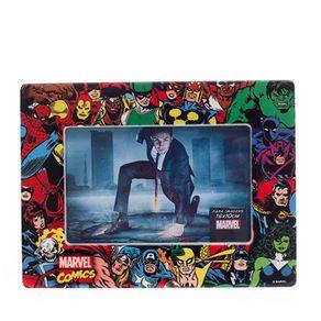 Porta-retrato-super-herois-da-marvel-colorido-frente