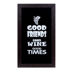 Quadro-porta-rolha-de-vinho-bons-amigos-e-bons-vinhos