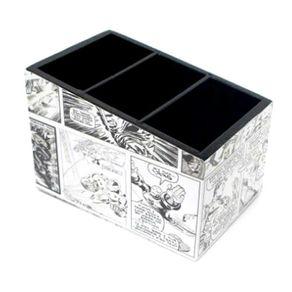 10020828-Porta-lapis-quadrinhos-hq-preto-e-branco-marvel