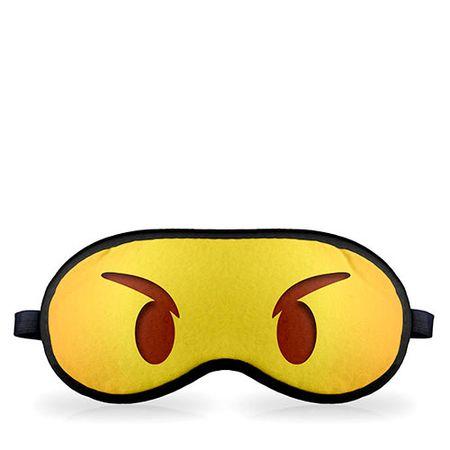 Mascara para Dormir Emoji Bravo Bravinho Emoticon